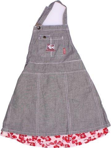 Vestido niña LA COMPAGNIE DES PETITS gris 3 años verano #1264243_1