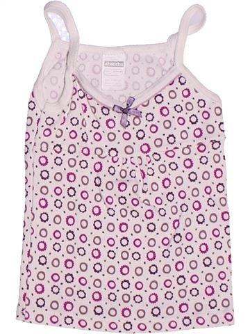 Camiseta sin mangas niña ABSORBA blanco 2 años verano #1264974_1