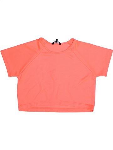 Camiseta de manga corta niña CANDY COUTURE rosa 11 años verano #1265384_1
