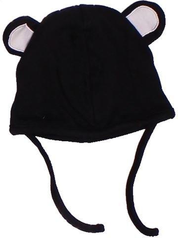 Gorra - Gorro niño TOPOMINI negro 6 meses invierno #1265705_1