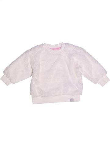 Pull fille ERGEE blanc 6 mois hiver #1265706_1
