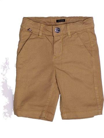 Short-Bermudas niño IKKS marrón 5 años verano #1266220_1