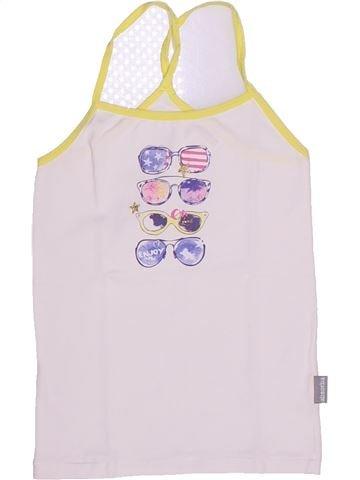 Camiseta sin mangas niña ABSORBA blanco 6 años verano #1266492_1