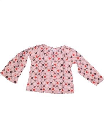 Blusa de manga larga niña LISA ROSE rosa 3 años invierno #1267537_1