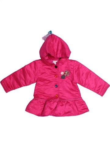Abrigo niña ORCHESTRA rosa 2 años invierno #1267802_1