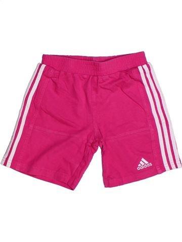 Pantalon corto deportivos niña ADIDAS rosa 2 años verano #1267820_1