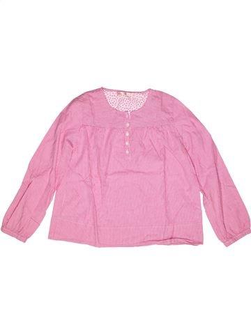 Blusa de manga larga niña CFK rosa 12 años invierno #1267943_1