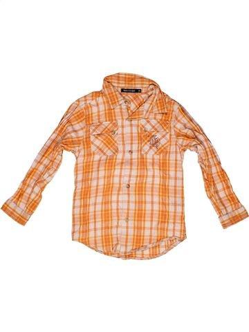 Camisa de manga larga niño TOUT COMPTE FAIT naranja 8 años invierno #1267968_1