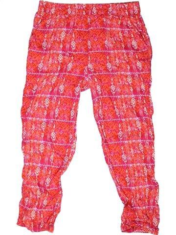 Pantalon fille DUNNES STORES rose 8 ans été #1268167_1