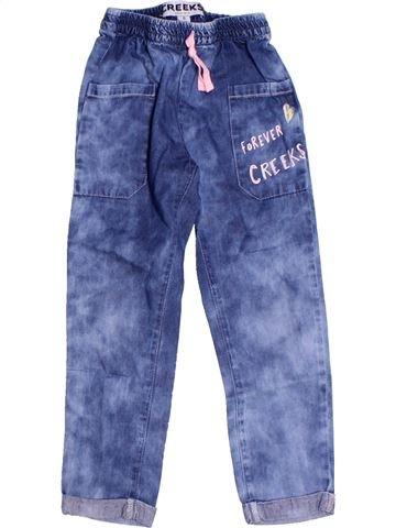 Pantalon fille CREEKS bleu 6 ans été #1268184_1