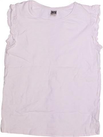 Camiseta de manga corta niña TAPE À L'OEIL blanco 12 años verano #1268884_1