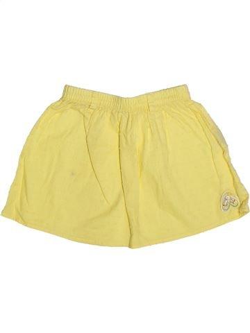 Falda niña LA COMPAGNIE DES PETITS amarillo 2 años verano #1269054_1