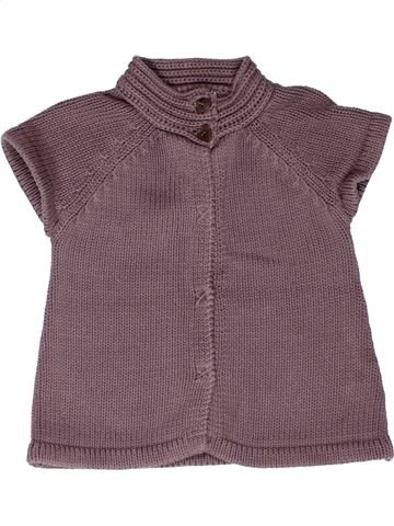 Gilet fille KIMBALOO violet 2 ans hiver #1269625_1