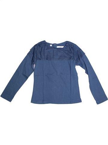 Camiseta de manga larga niña MARÈSE azul 8 años invierno #1269801_1