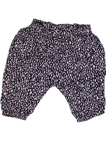 Pantalon fille NEXT bleu 6 mois été #1269862_1