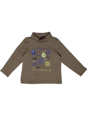 Camiseta de cuello alto niño SERGENT MAJOR marrón 4 años invierno #1270080_1