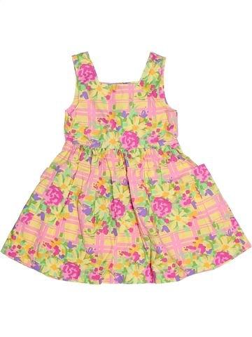 Vestido niña ABSORBA rosa 2 años verano #1270375_1