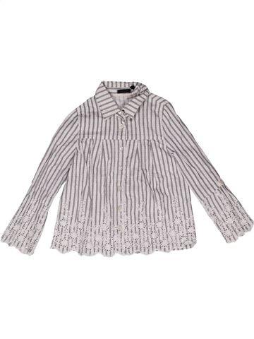 Camisa de manga larga niño IKKS gris 4 años invierno #1270526_1