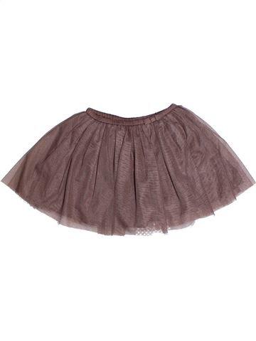 Jupe fille OKAIDI violet 8 ans hiver #1270716_1