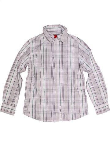 Camisa de manga larga niño ESPRIT blanco 9 años invierno #1270842_1