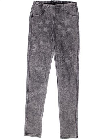 Legging fille CALZEDONIA gris 10 ans hiver #1271391_1