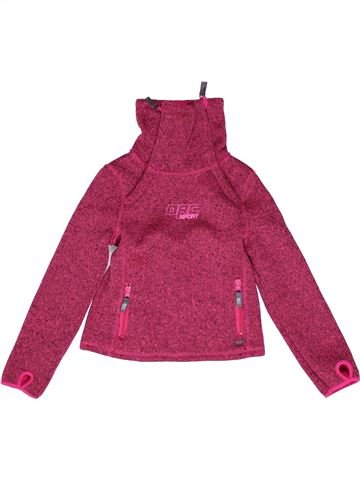 Pull fille ORCHESTRA rose 6 ans hiver #1271427_1