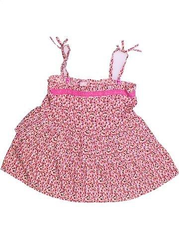 Blusa de manga corta niña KYLIE rosa 11 años verano #1271464_1