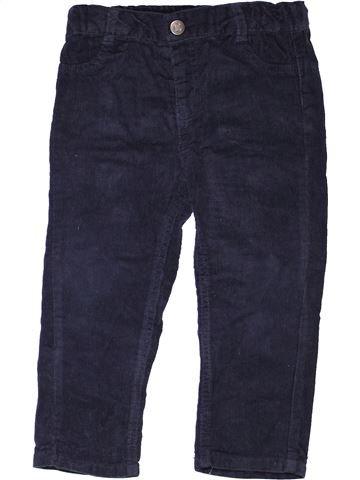 Pantalon garçon KIMBALOO noir 2 ans hiver #1272018_1