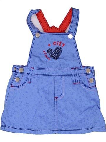 Vestido niña TISSAIA azul 6 meses verano #1272096_1