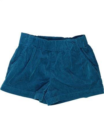 Short-Bermudas niña TAPE À L'OEIL azul 8 años invierno #1272123_1