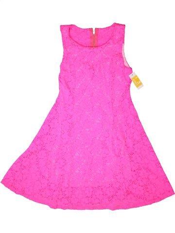 Vestido niña SANS MARQUE rosa 12 años verano #1272421_1