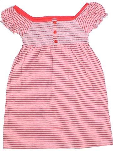 Vestido niña EMOI rosa 6 años verano #1272452_1