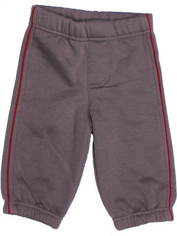 Pantalon garçon KIMBALOO gris 6 mois hiver #1272534_1