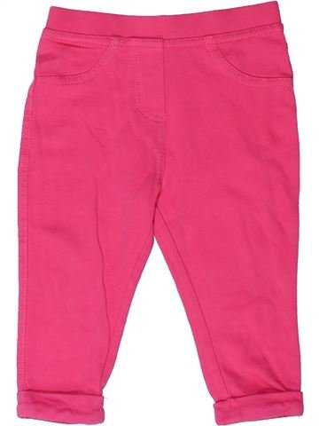 Pantalon fille MATALAN rose 12 mois été #1272591_1