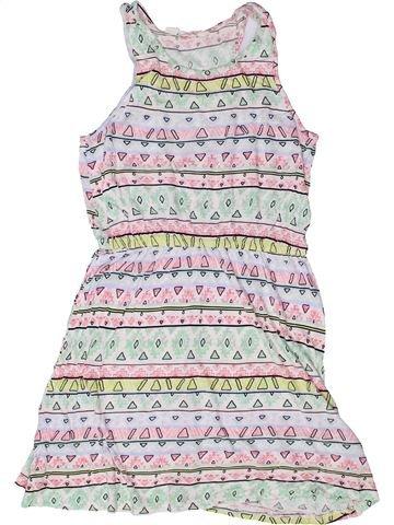 Vestido niña H&M blanco 10 años verano #1272918_1