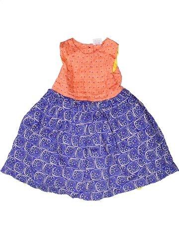 Robe fille MINI CLUB violet 2 ans été #1273131_1