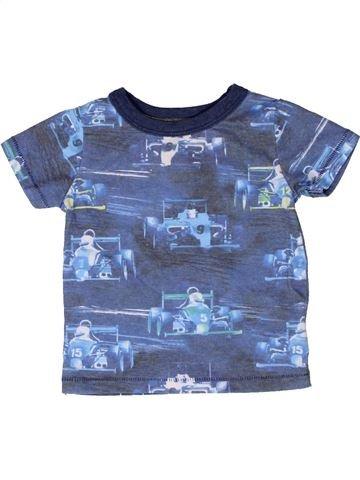 T-shirt manches courtes garçon NEXT bleu 6 mois été #1273211_1