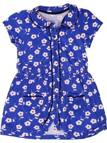Vestido niña SANS MARQUE azul 2 años verano #1273316_1