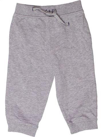 Pantalon garçon MARKS & SPENCER gris 18 mois été #1273366_1