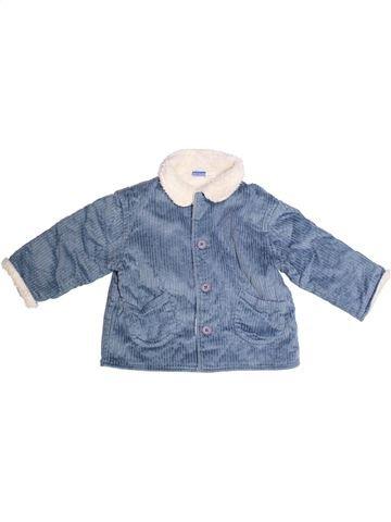 Abrigo niña 1/2 POLLICE azul 18 meses invierno #1273443_1