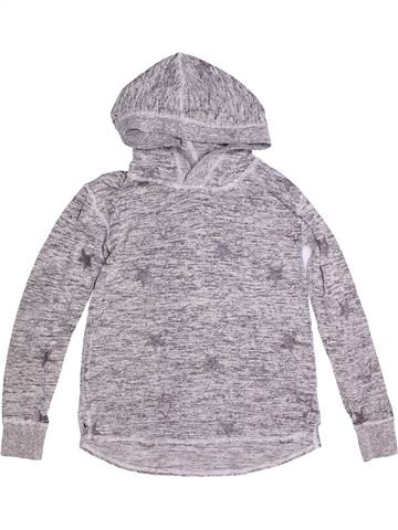 Pull fille H&M gris 12 ans hiver #1273457_1