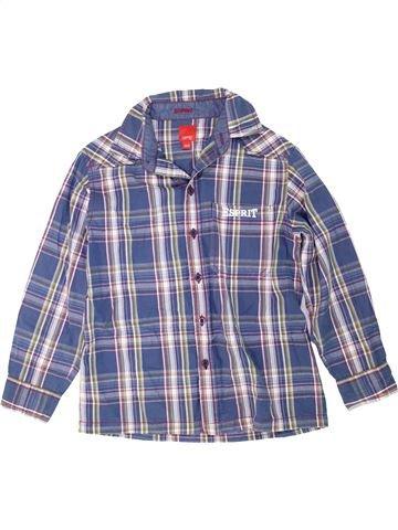 Chemise manches longues garçon ESPRIT gris 9 ans hiver #1273985_1