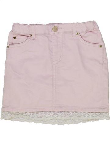 Falda niña H&M rosa 8 años verano #1274202_1