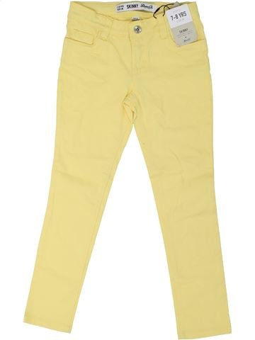 Pantalón niña DENIM CO beige 8 años invierno #1274417_1