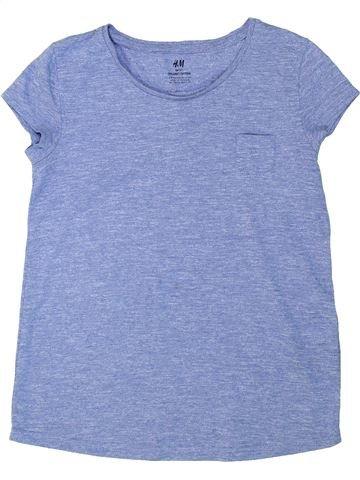 Camiseta de manga corta niño H&M azul 12 años verano #1274439_1