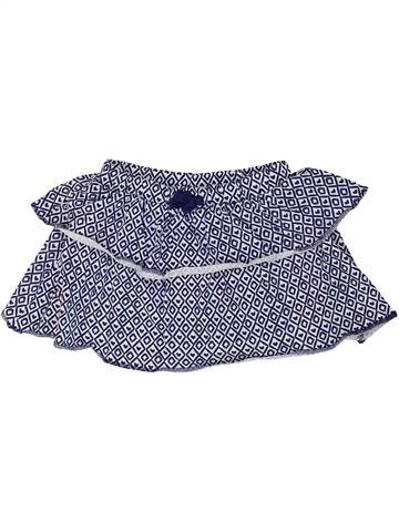 Falda niña GEORGE azul 3 años verano #1274511_1