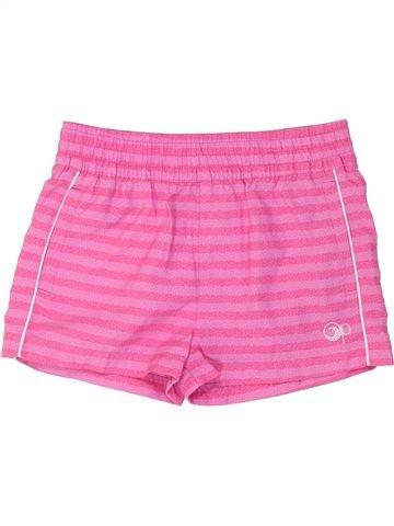 Pantalon corto deportivos niña OCEAN PACIFIC rosa 10 años verano #1274528_1