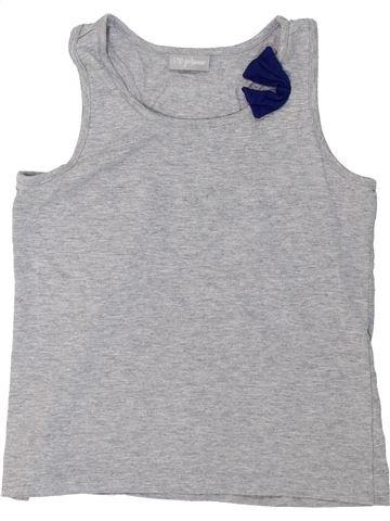 Camiseta sin mangas niña I LOVE GIRLSWEAR gris 11 años verano #1274531_1