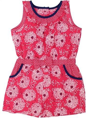 Combinación corta niña MATALAN rosa 5 años verano #1274546_1