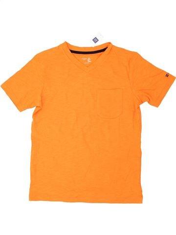 T-shirt manches courtes garçon GAP orange 9 ans été #1274588_1